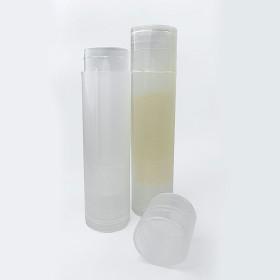 Tubka do balsamów do ust  przezroczysta 4,5 ml